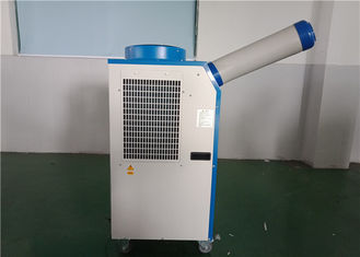 Single Flexible Duct Industrial Spot Coolers With 2700w Anti Freezing Thermostat